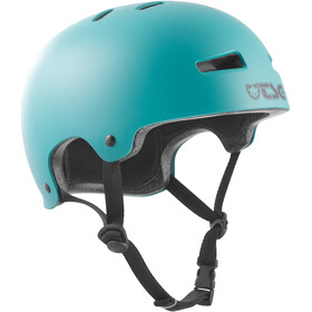 TSG Evolution Solid Color Helmet satin cauma green